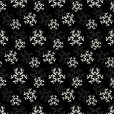 Modern stylish floral flower pattern Stock Image
