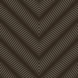 Modern stylish geometric texture Royalty Free Stock Photos
