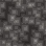 Modern Halftone Texture. Endless Abstract Background With Random Size Circles. Vector Seamless Mosaic Pattern. Modern Stylish Halftone Texture. Endless Abstract stock illustration