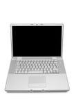 Modern and stylish laptop Stock Photo