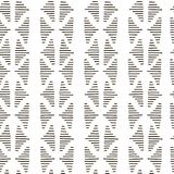 Abstract geometric nook, corner fashion design print pattern. Modern stylish nook, corner texture with monochrome trellis. Repeating geometric grid. Bends Royalty Free Stock Photography