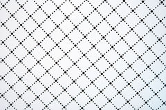 . Modern stylish texture. Modern stylish texture. Repeating geometric tiles with dotted rhombus Stock Photography