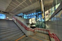 Modern subway Stock Photo