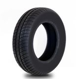 Modern summer car tire Royalty Free Stock Photography
