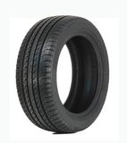 Modern Summer Sports Car Tire Stock Image