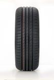 Modern summer sports car tire Royalty Free Stock Photo