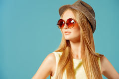 Modern sunglasses Stock Image