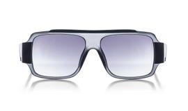 Modern sunglasses isolated. Stock Photo