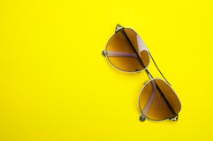 Modern sunglasses Stock Photo