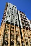 Modern sydney city skyscraper Stock Image
