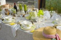 Modern tableware royalty free stock image