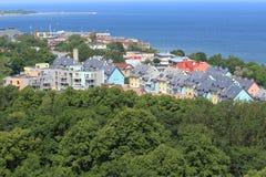 Modern Tallinn Royalty Free Stock Image