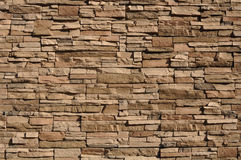 Modern Tan Stone Background Royalty Free Stock Images