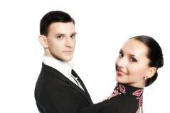 Modern tango Stock Photography