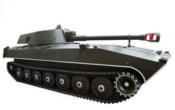 Modern tank Royalty Free Stock Photo