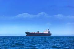 Modern tanker Stock Image