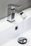 Modern tap royalty free stock photo
