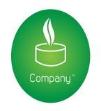 Modern Tea Logo, Icon, Vector Stock Photo