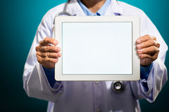 Modern technologies in medicine stock photography