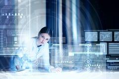 Modern technologies in medicine Stock Photos