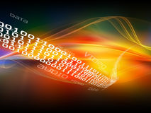 Modern Technology Abstract Royalty Free Stock Photos