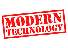 MODERN TECHNOLOGY Stock Images