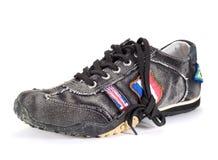 Modern Teenage Shoe Royalty Free Stock Photo