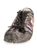 Modern Teenage Shoes Royalty Free Stock Images