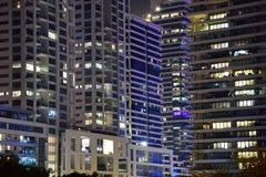 Modern Tel Aviv Royalty-vrije Stock Afbeeldingen