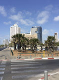 Modern Tel Aviv, Israel Royalty Free Stock Photo