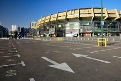 Modern Tel Aviv stadium. Royalty Free Stock Photography