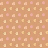 Modern tender color pattern Stock Image