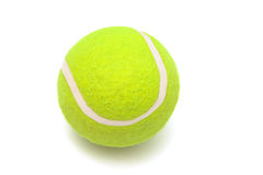 Modern tennis ball Stock Images