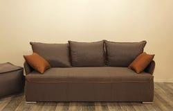 Textile Sofa Royalty Free Stock Photos