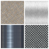 Modern Texture Collection Stock Photography