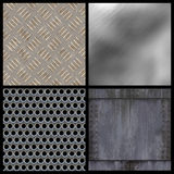 Modern Texture Collection Stock Photo