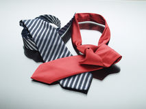 Modern Ties Royalty Free Stock Images