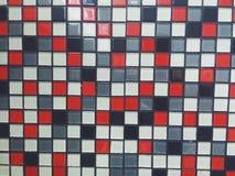 Modern tile background Stock Image