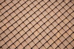 Modern tiles roof Stock Images