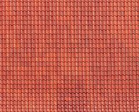 Modern tiles roof. Red tiles roof, architecture background Royalty Free Stock Photography
