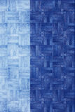 Modern tiles wall texture for interior Royalty Free Stock Photography