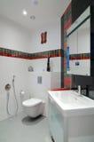 Modern toilet Stock Fotografie