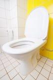 Modern toilet Royalty Free Stock Photos