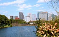 Modern Tokyo Royalty Free Stock Photo