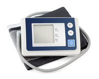 Modern tonometer for blood pressure measurement Stock Photography