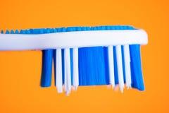 Modern Toothbrush Closeup Stock Photos