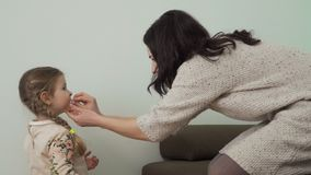 Modern torkar framsidan för dotter` s lager videofilmer