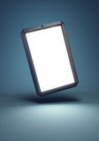 Modern touchscreen smartphone. 3d render Royalty Free Stock Images