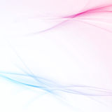 Modern transparent swoosh wave abstract composition. Abstract transparent bright overlay easy to use border lines. Futuristic soft fantasy composition. Vector royalty free illustration