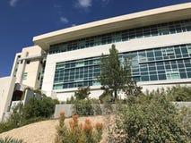 Modern Trauma Center. A Modern Trauma medical center in San Fernando California Royalty Free Stock Photography